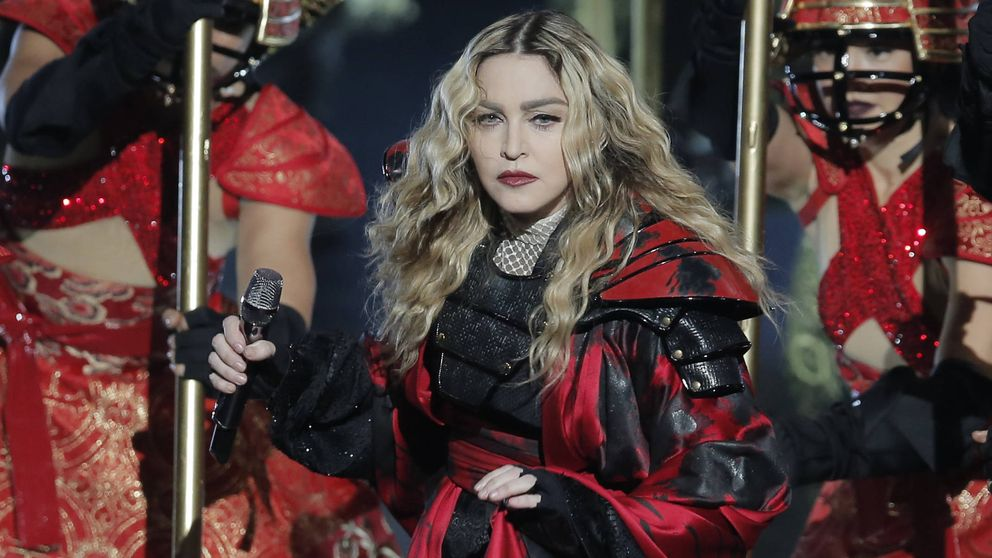 Madonna se compara con Picasso al ser criticada por ligar solo con 'toy boys'