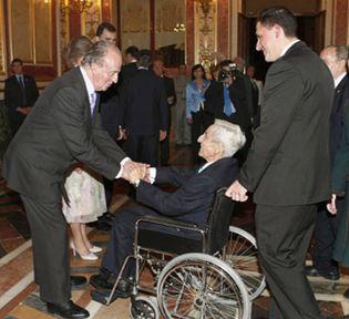 Foto: Fallece Gabriel Cisneros, vicepresidente tercero del Congreso y padre de la Constitución