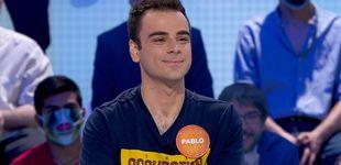 Post de Pablo Díaz, el concursante de 'Pasapalabra' que está logrando noquear a Nacho Mangut