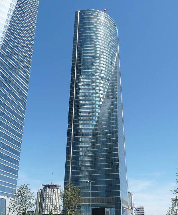 Foto: Vista general de Torre Espacio.