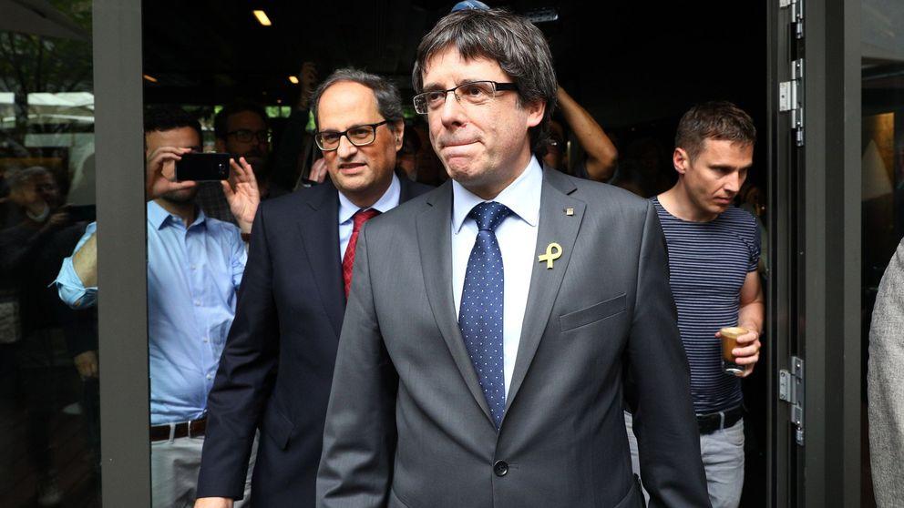 Puigdemont margina al PDeCAT en el Govern a las puertas de las municipales