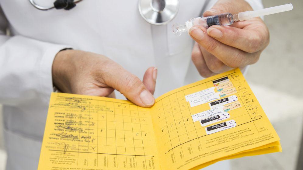 Foto: Calendario de vacunación (Corbis)