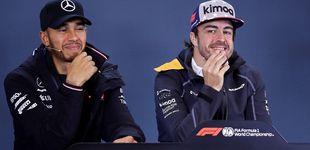 Post de El novio que no quieres para tu hija: Hamilton/Alonso ¿quién fue el culpable?