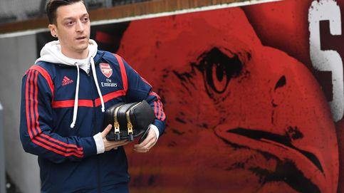 El insolidario Özil, un lastre para el Arsenal del que Florentino se libró a tiempo