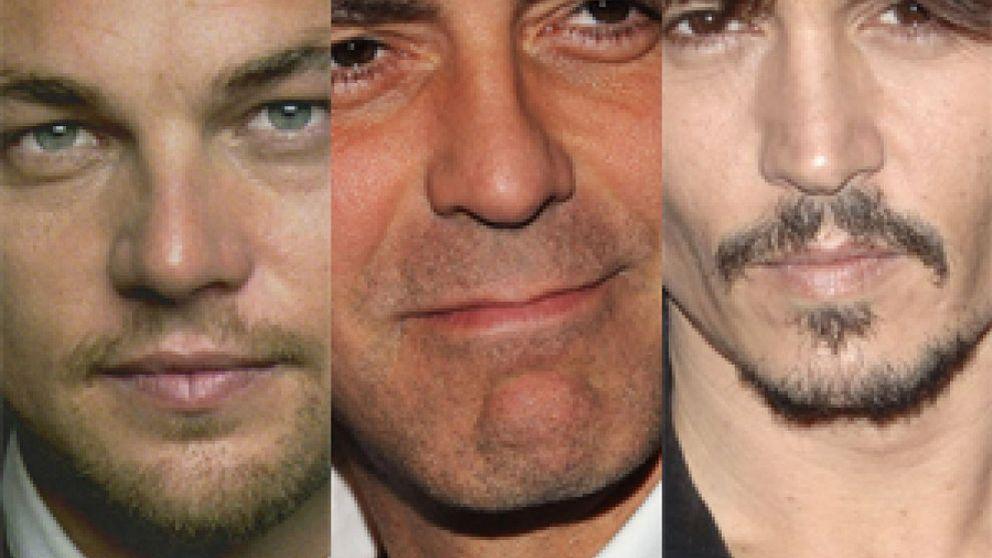 Leonardo DiCaprio, Johnny Depp y George Clooney optan a ser Frank Sinatra en el cine