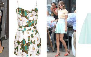 Taylor Swift es adicta a Topshop