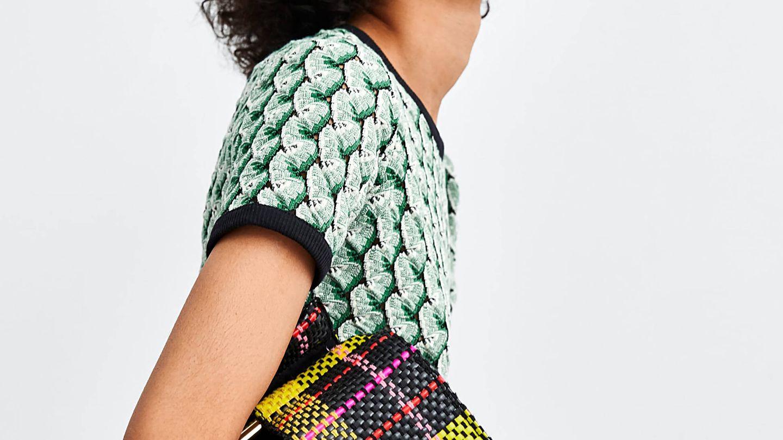 Lisos o con estampados de todo tipo, los bolsos XL serán una apuesta segura. (Cortesía de la marca)