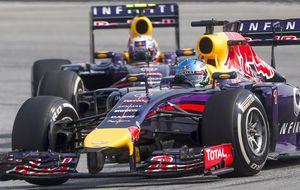 Cochazo y alguna pifia, en Red Bull siguen con sus vicios y virtudes