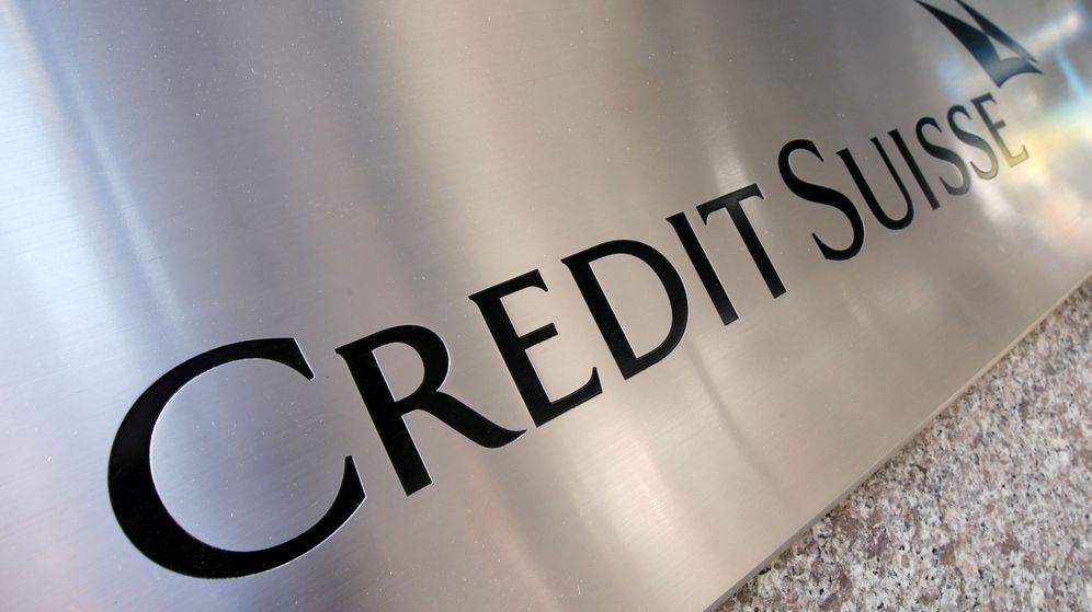 Foto: Oficinas de Credit Suisse (Reuters)