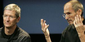Foto: Tim Cook, o la misión imposible de sustituir a Steve Jobs