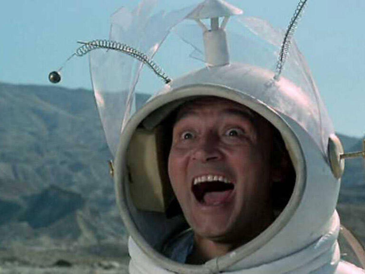 Foto: Tony Leblanc es tan astronauta como Richard Branson (El Astronauta)