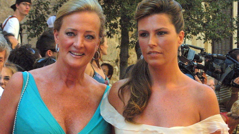 Marianne Sandberg, durante la boda de Alejandra Prat. (Cordon Press)