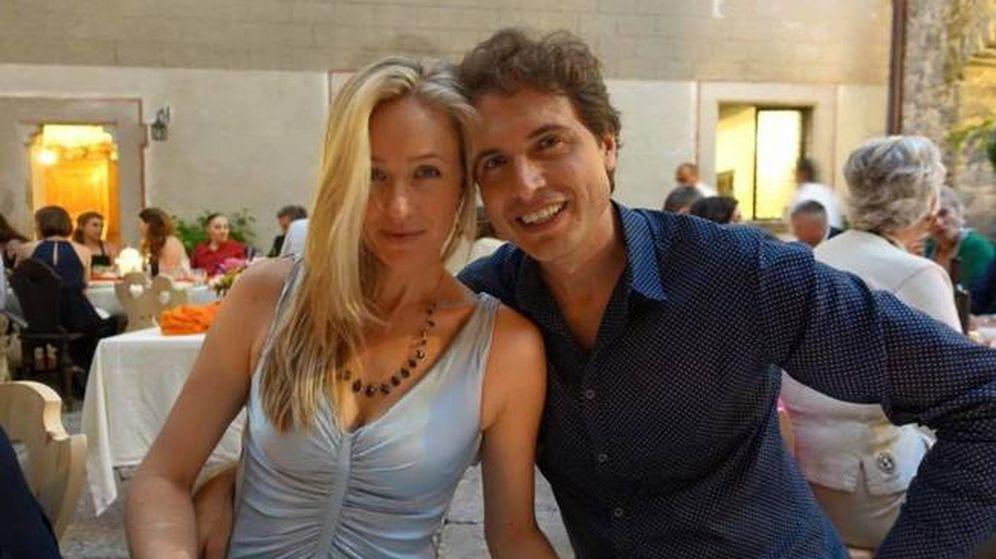 Foto: Christiana y Kimbal, pareja que ha celebrado su reboda en la Costa Brava. (Facebook)