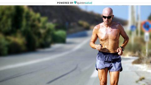 Ojo seco, el trastorno de los 'runners' que corren sin gafas de sol