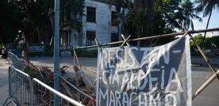 Post de Los tupinambá: la aldea indígena (junto a Maracaná) que resiste a la Copa América
