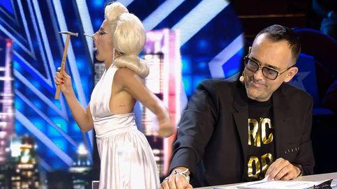 El extravagante y peligroso 'show' de 'Got Talent' por el que Risto Mejide pagaría