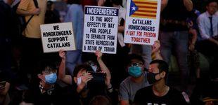 Post de Las tres falacias del independentismo catalán explicadas a los hongkoneses