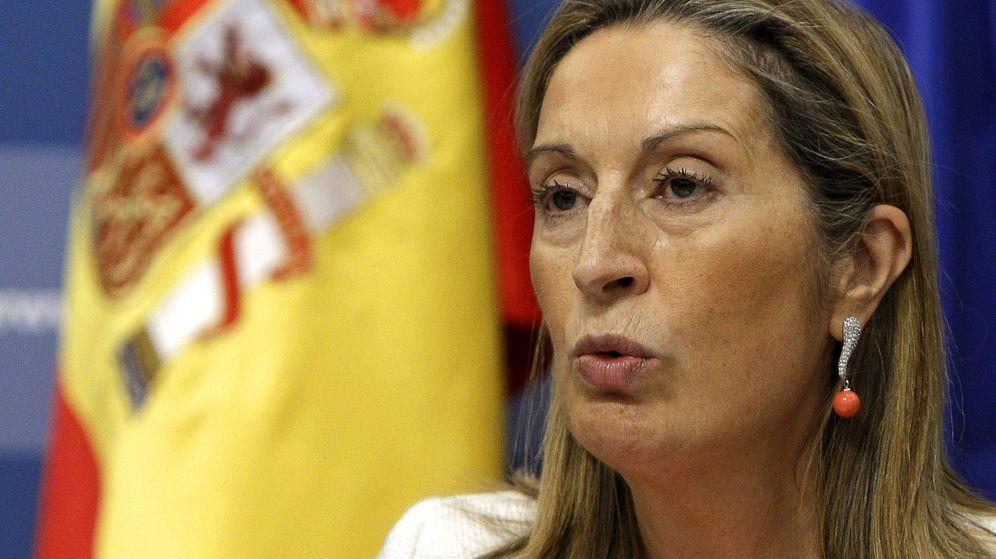 Foto: La ministra de Fomento en funciones, Ana Pastor