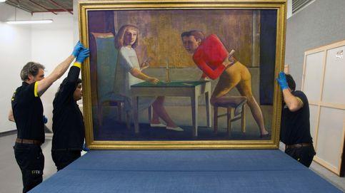 Balthus (sin censura) en el Thyssen: el museo inaugura una gran retrospectiva
