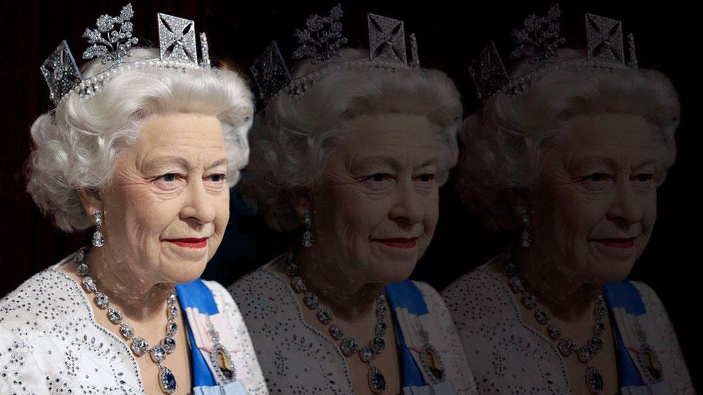 El vídeo que demuestra que Isabel II es una persona 'normal'