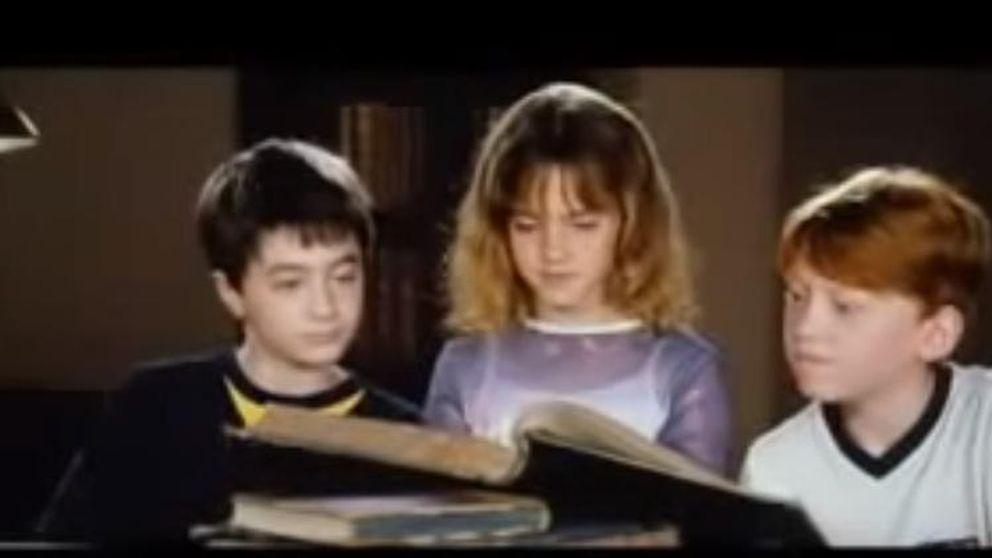 Sale a la luz el primer casting de los protagonistas de 'Harry Potter'
