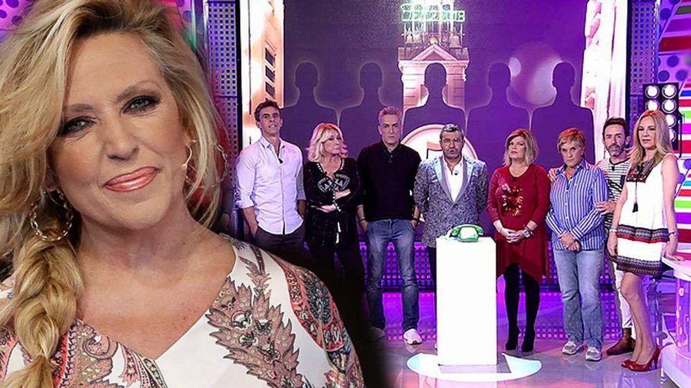 Foto: Lydia Lozano estará en las Campanadas de 'Sálvame'. (Mediaset España)