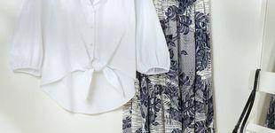 Post de Primark hace que adelgacemos una talla con esta falda y esta camisa