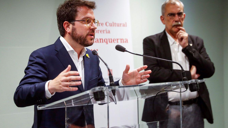 ERC ofrece presidir la Diputación de BCN a JxCAT, que considera que no es posible