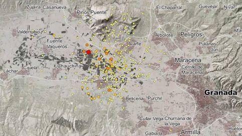 ¿Qué está pasando en Granada? La razón por la que se han dado más de 280 terremotos