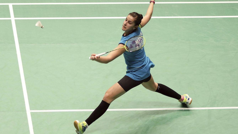 Carolina Marín se mete en semifinales del Campeonato de Europa en media hora