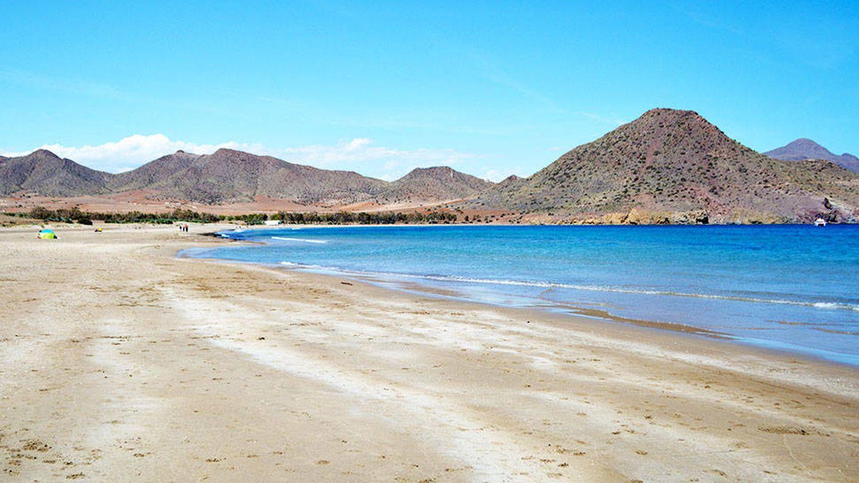 Playa de los Genoveses. Foto: Cabo de Gata Almería