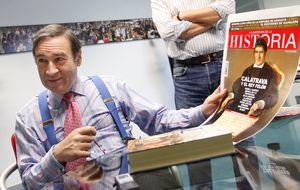 Pedro J. Ramírez denuncia el control del Santander sobre los grandes diarios del país
