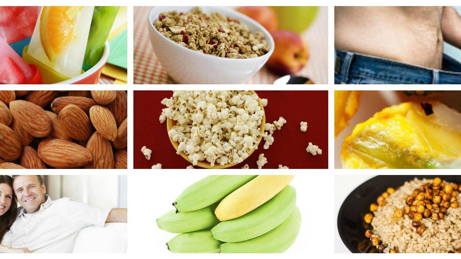 Dietas ocho alimentos ricos en carbohidratos que hacen que adelgaces como las palomitas - Que alimentos contienen carbohidratos ...