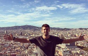 Barcelona, un territorio sin ley para el futbolista Gerard Piqué