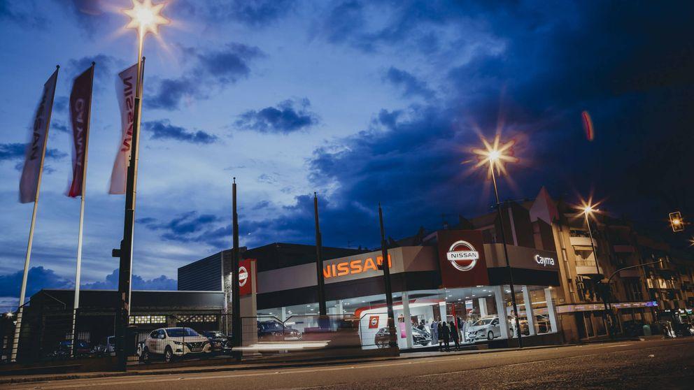 Nissan inicia la venta online de sus coches con entrega a domicilio