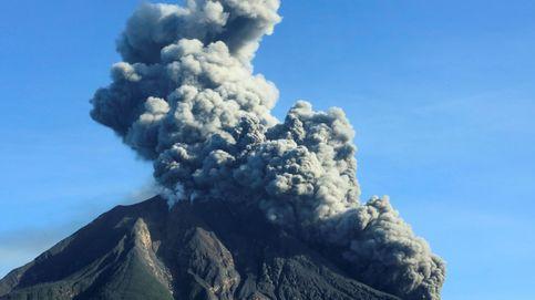 Tirar cenizas volcánicas al mar, la técnica para luchar contra la contaminación