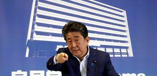 Post de Shinzo Abe se queda a cuatro escaños de su reforma para potenciar el ejército