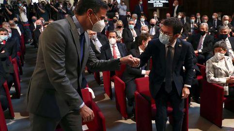 El Tribunal de Cuentas se cruza en la reunión Sánchez-Aragonès