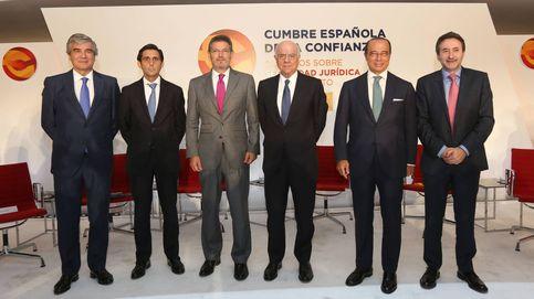 Cumbre de la confianza en España frente a la inestabilidad en Cataluña