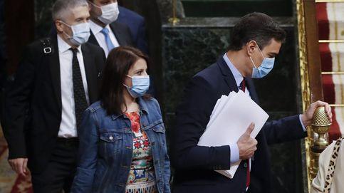 Estupor en el PSOE por el pacto con Bildu sobre la reforma laboral: Nadie se lo explica
