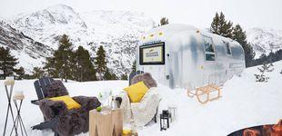 Post de La última locura trendy le va a gustar a Elsa Pataky (y a ti): glamping en los Pirineos