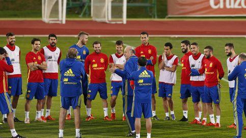 La mano izquierda de Del Bosque para que los del Barça lleguen bien al Clásico