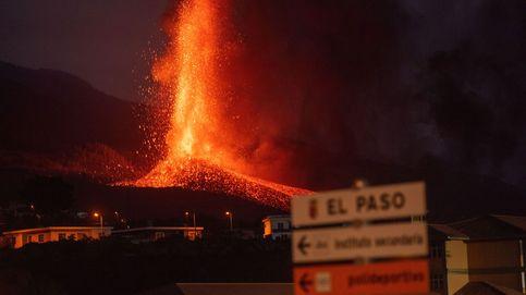 Directo   La lava avanza más lenta, pero una de las dos coladas sigue ensanchando su frente