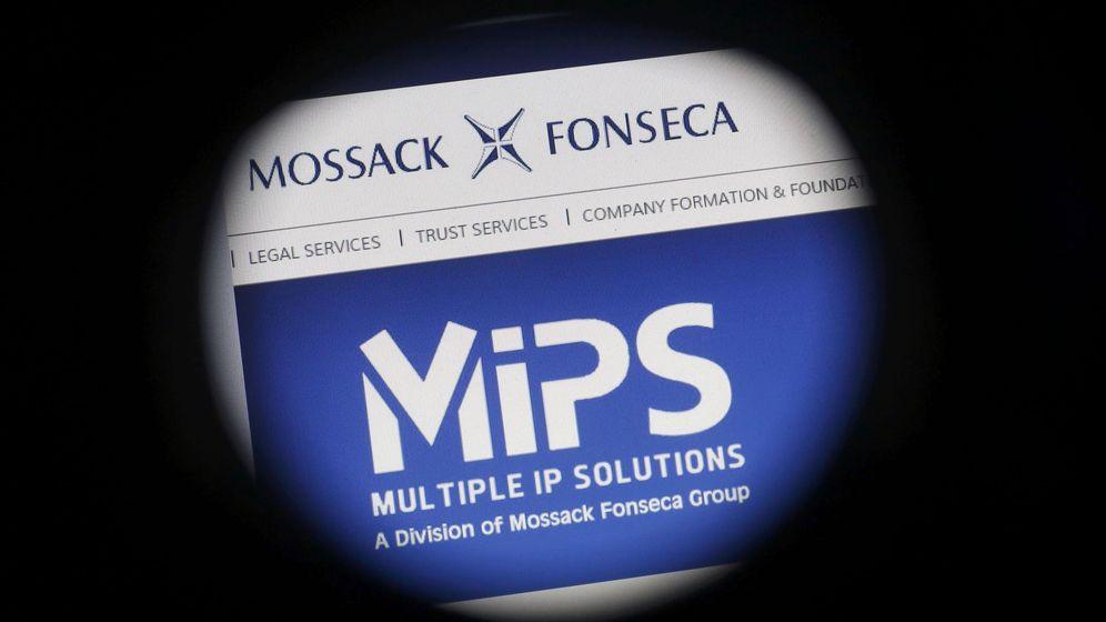 Foto: Página web del bufete de abogados Mossack Fonseca. (Reuters)