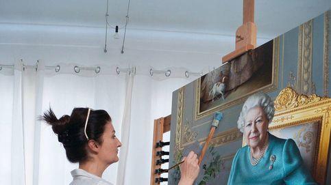 Miriam Escofet, la artista que ha retratado a Isabel II: así es la reina en la intimidad