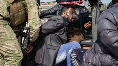 A la caza de yihadistas en las zonas liberadas de Mosul