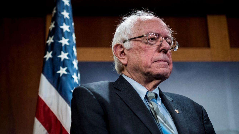 La última bala del socialista Sanders: presenta su campaña para derrotar a Trump
