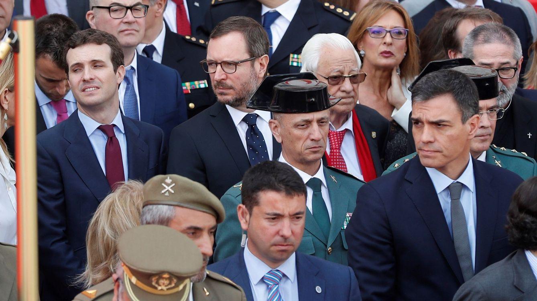 De la remontada del PP al interés por Cs: morbo e incertidumbre en la Puerta del Sol