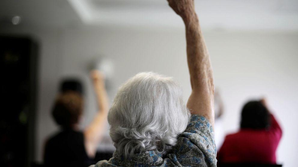 Una hora de ejercicio a la semana puede prevenir la discapacidad a los mayores