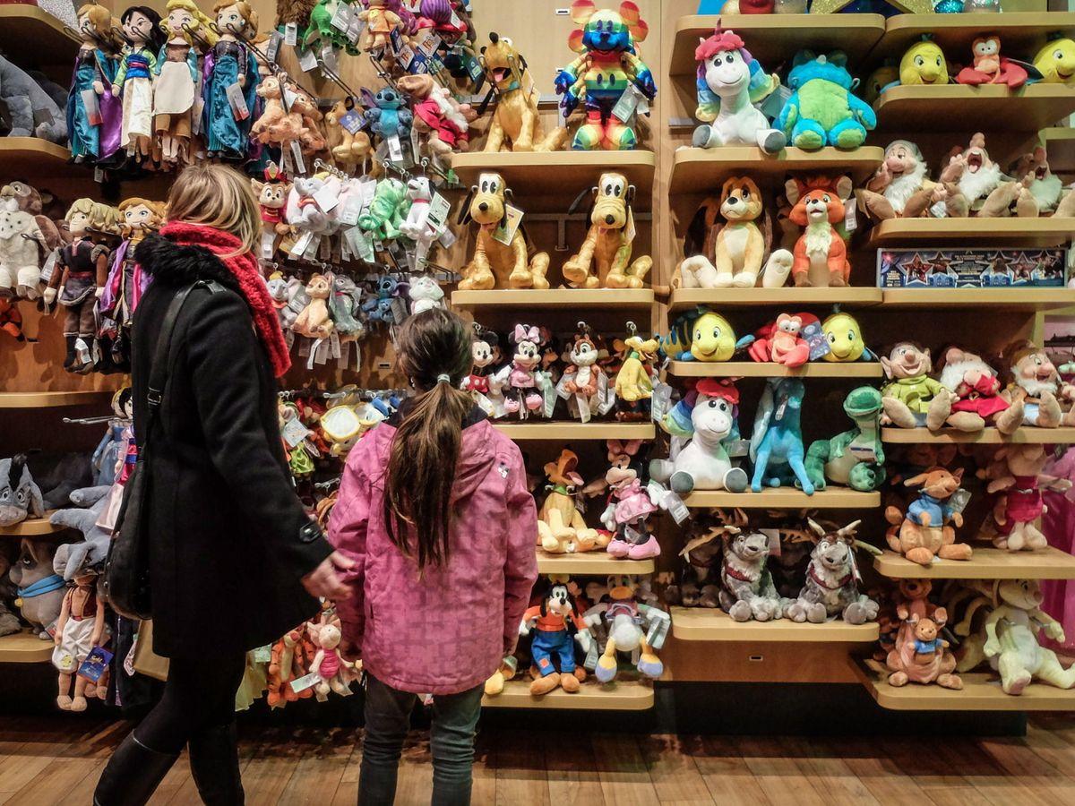 Foto: Una tienda en Milám. (EFE)
